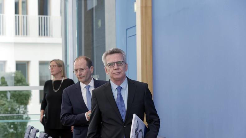 Innenminister: Mehr Befugnisse für Behörden, Zugriff auf Messenger und Waffenverbot für Reichsbürger