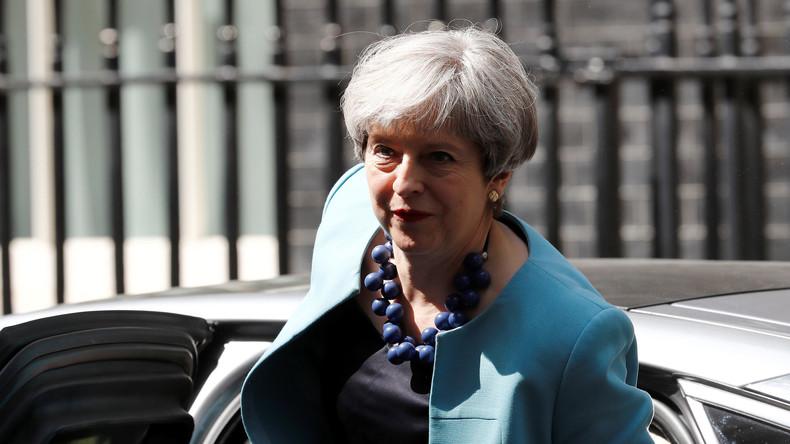 Großbritannien: Theresa May will das Internet stärker regulieren