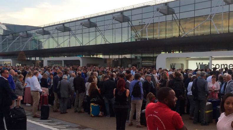 Stromausfall am Flughafen von Brüssel legte Flugverkehr lahm