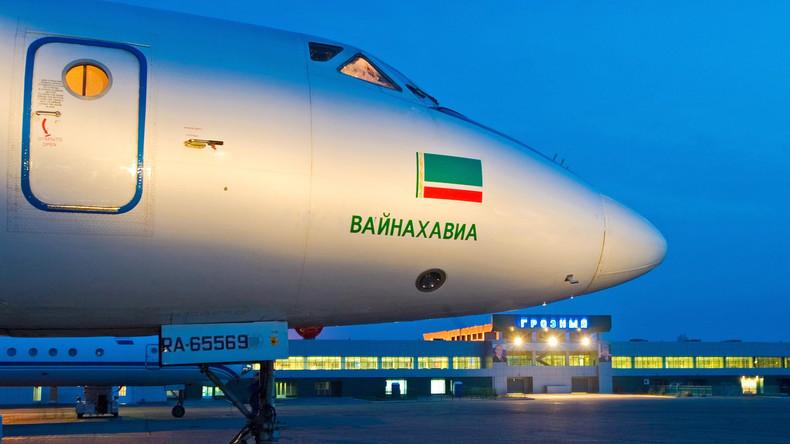 Direkte Flugverbindung zwischen München und Grosny eingeweiht