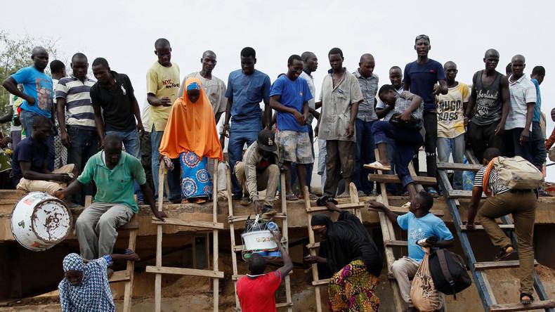 EU gibt 143 Millionen Euro für Krisenregion in Nordost-Nigeria