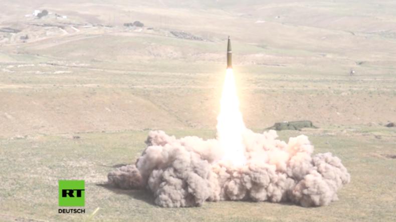 Russland setzt erstmals Iskander-Rakete in Afghanistans Nachbarland Tadschikistan ein