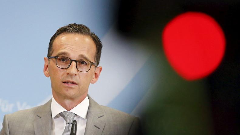 """Grundrechte ausgesetzt: Widerstand gegen """"Hate Speech""""-Gesetz von Maas nimmt weiter zu"""