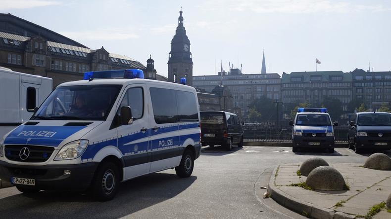 Polizei entdeckt Sprengsatz in Wohnung in Sachsen-Anhalt