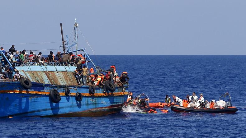 PayPal blockiert Spenden an identitäre Kampagne gegen NGO-Flüchtlingsboote im Mittelmeer