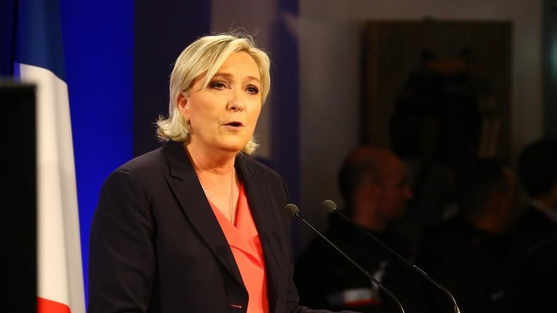 EU-Parlament hebt erneut Immunität von Le Pen auf
