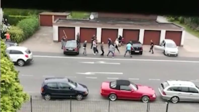 NRW: Machete, Schüsse, Verletzte: Bushidos Mafia-Clan angeblich in Schießerei involviert