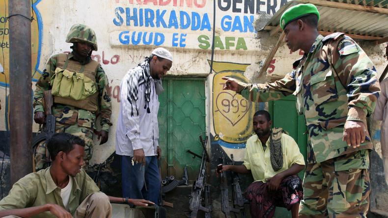 Mindestens 25 Tote nach Al-Shabaab-Angriff auf Stützpunkt in Somalia