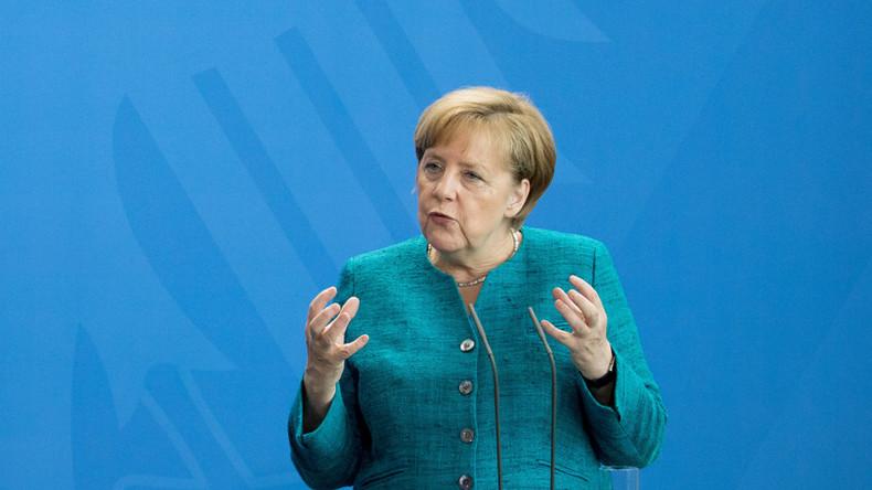 Merkel stützt EU-Vorgehen gegen drei Staaten wegen Flüchtlingspolitik