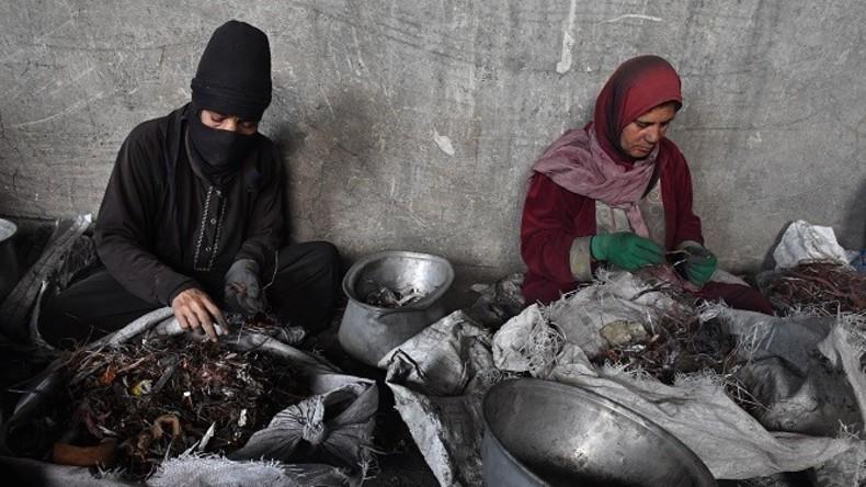 Gefährlicher Polio-Ausbruch in Syrien