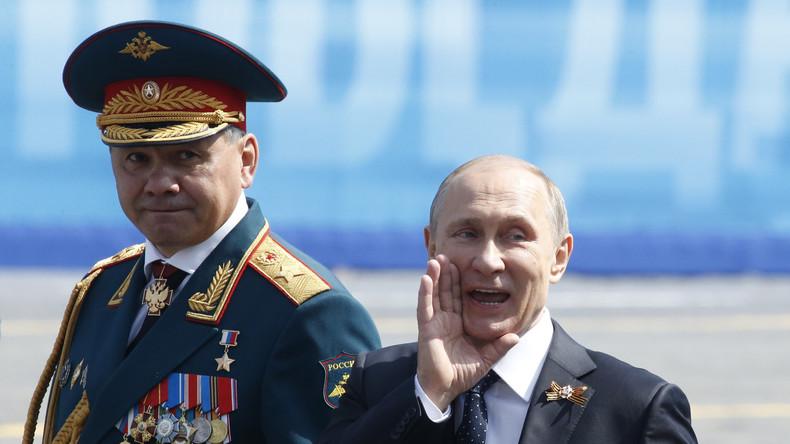 Wladimir Putin: Die Russen sehen Amerika nicht als Feind
