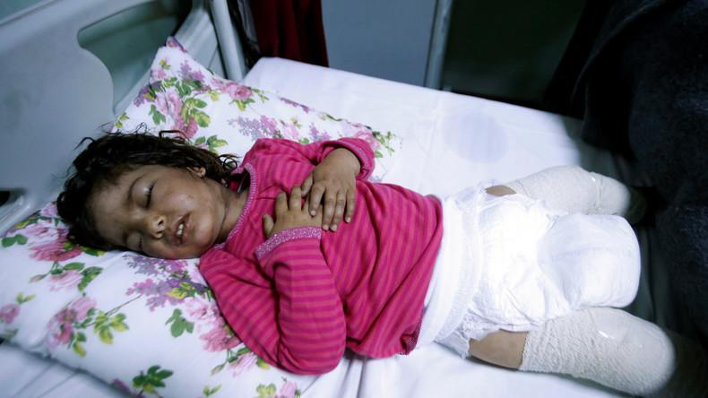 Human Rights Watch: USA setzen Weißen Phosphor in Syrien und Irak ein