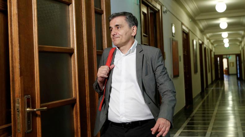 """Neue Milliarden für Athen: """"Eine gewisse Abweichung von dem, was beschlossen war"""""""