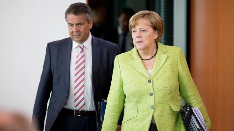 Auch Kanzlerin Merkel kritisiert US-Sanktionspläne gegen Russland