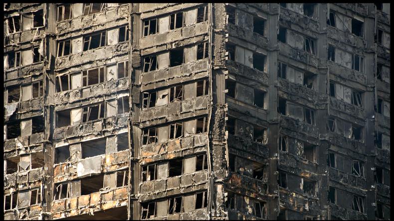 Londoner Hochhausbrand: Zahl der Opfer steigt auf 30