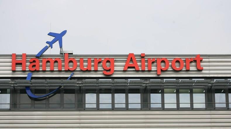Flugverkehr in Hamburg nach Sicherheitslandung unterbrochen