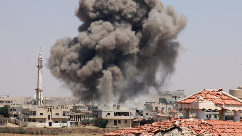 Regierungsarmee im Vormarsch: Plan zur Spaltung Syriens erneut gescheitert