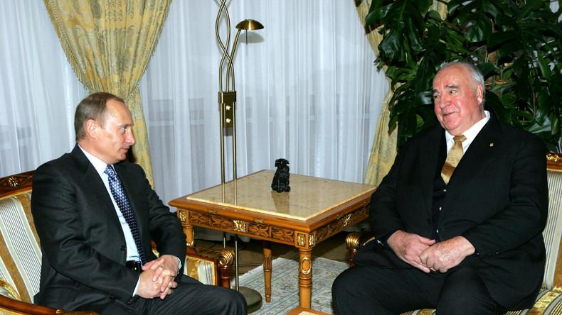 """Twitter-User zum Tod vom Helmut Kohl, dem """"ewigen Kanzler"""""""