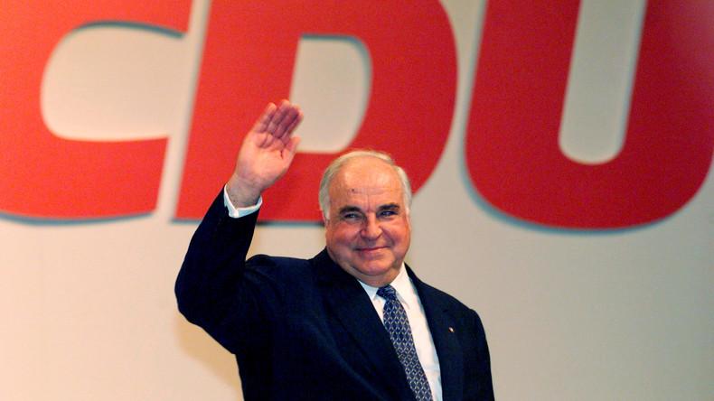 """Politiker trauern um """"Kanzler der Einheit"""" Helmut Kohl"""