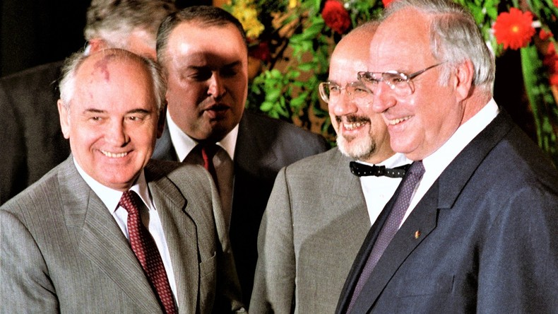 Mit Helmut Kohl hätte es Jugoslawien-Krieg nicht gegeben: Willy Wimmer zum Tod des Altkanzlers