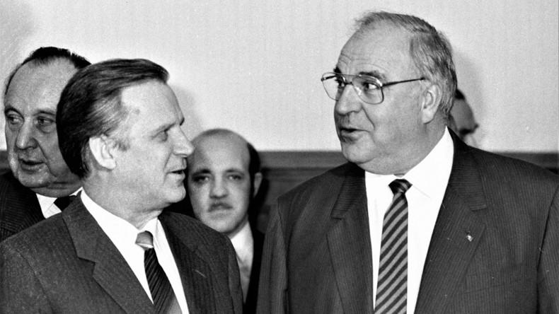 Helmut Kohl war ein Muster-Bundesdeutscher: Frank Elbe zum Tod Helmut Kohls
