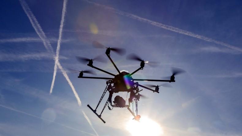 Flugmanagement für Drohnen soll 2019 startklar sein