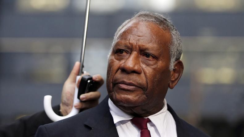 Vanuatus Staatschef stirbt an Herzinfarkt