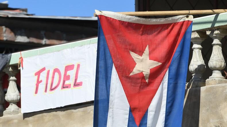 """Kuba: """"Donald Trumps Politik ist zum Scheitern verurteilt"""""""