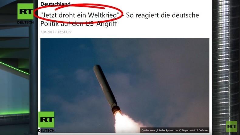 Moderator Philipp Walulis wirft RT Deutsch Fake News vor - und blamiert sich