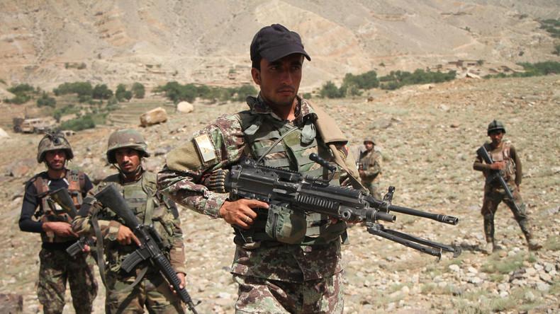 Vier US-Soldaten in Afghanistan bei Angriff verwundet - Pressesprecher