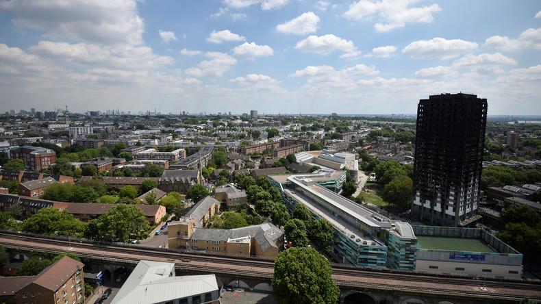 Polizei geht nach Londoner Hochhausbrand von 58 Toten aus