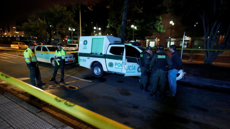Bombenanschlag auf Einkaufszentrum in Bogotá fordert drei Menschenleben