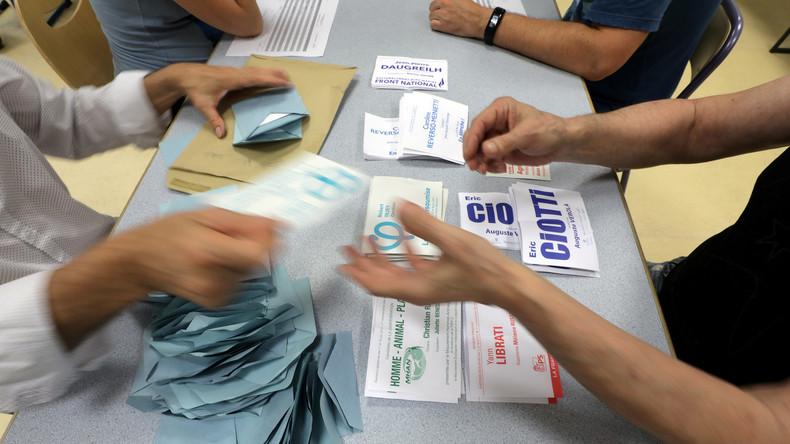 Franzosen wählen ihre neue Nationalversammlung