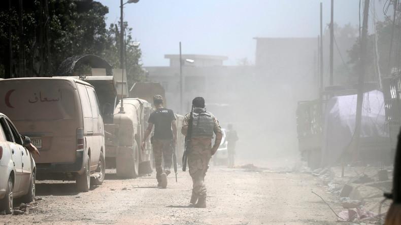 Irakische Armee startet Offensive auf Mossuls Altstadt