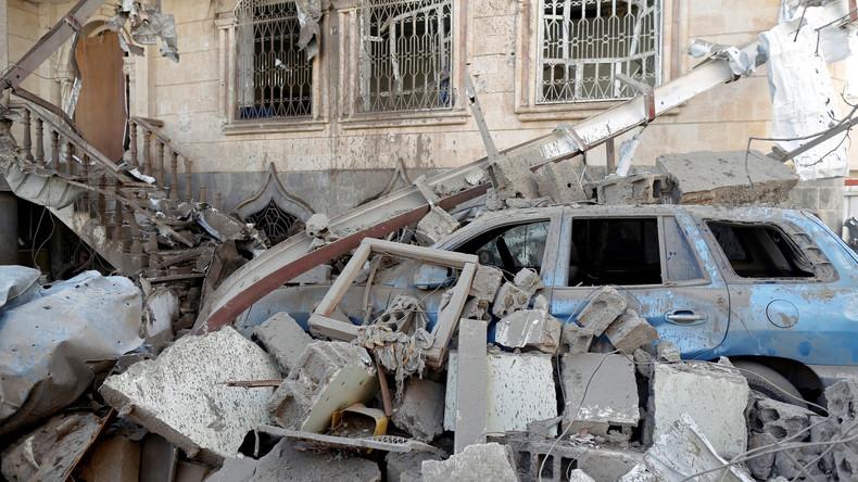Huthi-Rebellen vermelden 24 Tote bei Luftangriff in Jemen