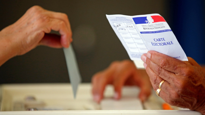 Geringe Wahlbeteiligung bei Parlamentswahl in Frankreich