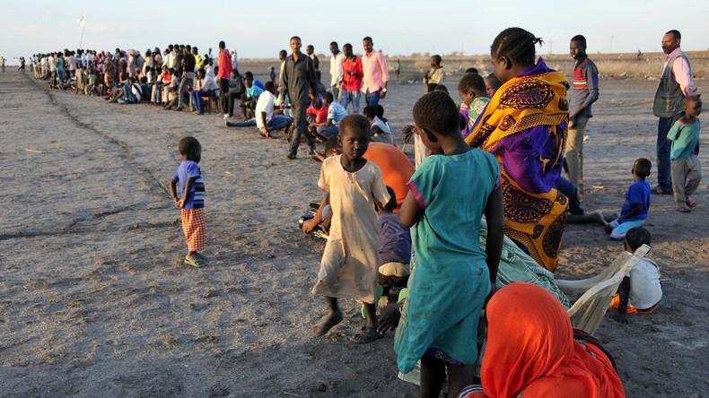 Neue Rekordzahl an Flüchtlingen weltweit