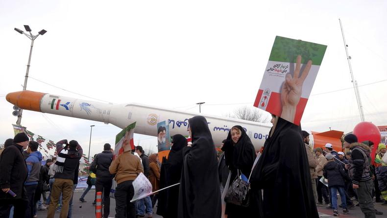 Nach Anschlag in Teheran: Iran beschießt Terroristenstellungen in Syrien