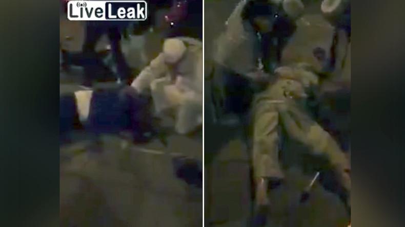 Erste Videos: Angriff nahe einer Moschee in London - Tote und Verletzte
