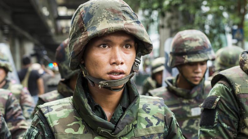 Fünf Soldaten sterben bei Bombenexplosion im Süden Thailands