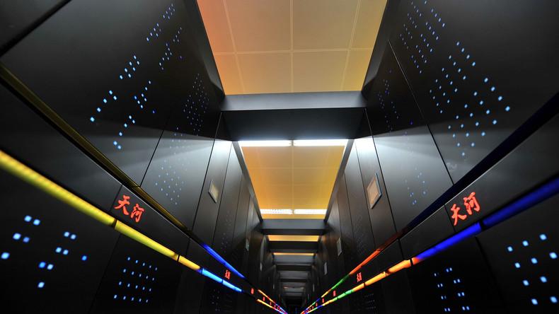 China verteidigt Spitzenposition bei Supercomputern souverän