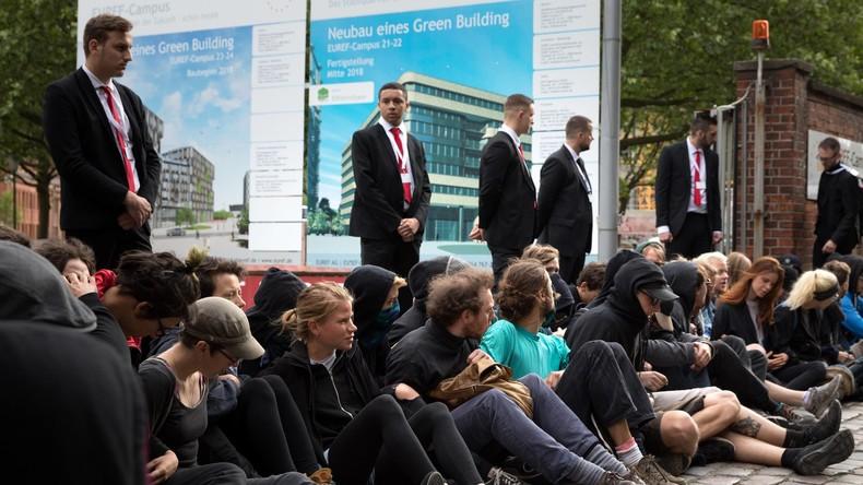 G20-Gipfel in Hamburg: Proteste gehen in konkrete Planung
