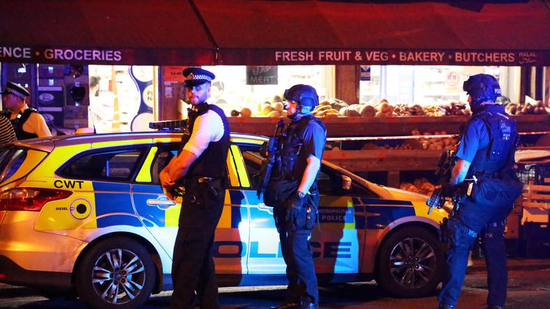 London: Zeugen berichten über den Terroranschlag auf Muslime