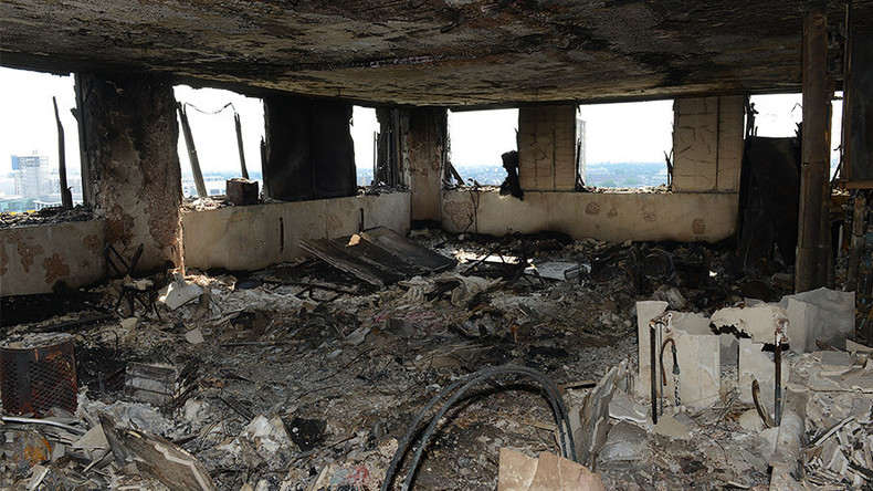 Londoner Hochhausbrand: Zahl der Toten und Vermissten auf 79 korrigiert