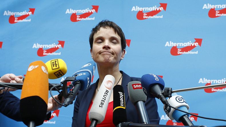 Staatsanwaltschaft beantragt Aufhebung der Immunität von AfD-Chefin Frauke Petry