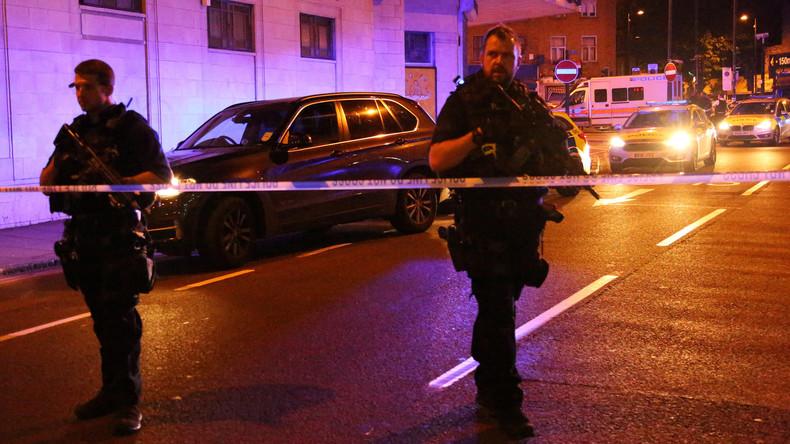 Sieben Menschen nach Londoner Attacke im Krankenhaus