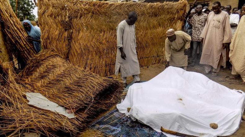 Mindestens 18 Tote bei Selbstmordanschlägen in Nigeria