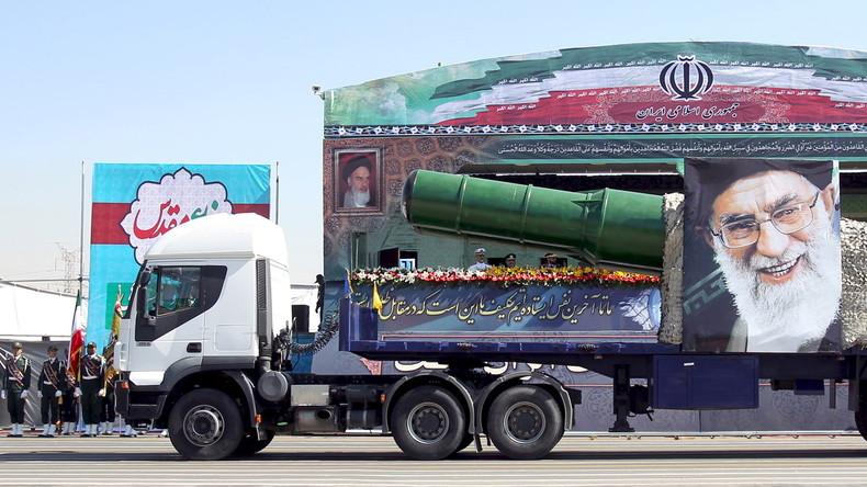 """Nach Anschlägen in Teheran: Iran feuert Raketen gegen """"Islamischen Staat"""" in Syrien"""