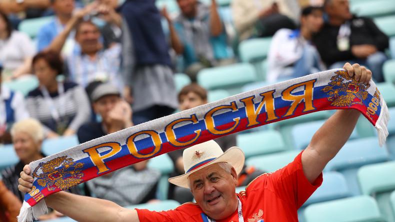 Confed Cup 2017 in Russland und die deutschen Medien: Hauptsache schlechtreden