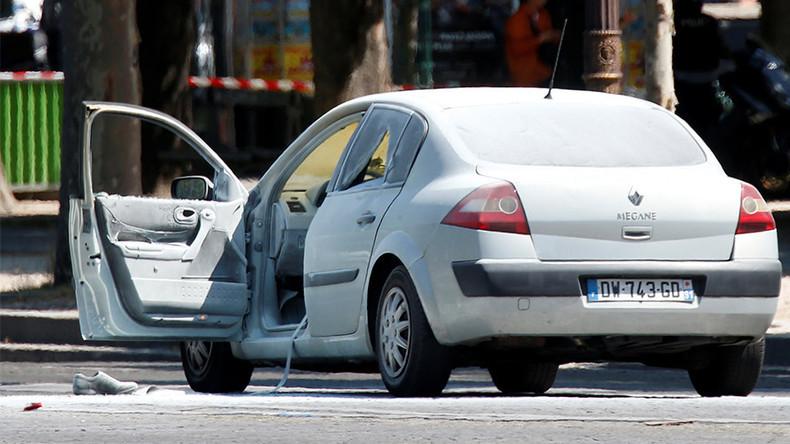 Polizeioperation am Champs-Élysées: Weiträumige Evakuierung, Anti-Terroreinheit übernimmt Ermittlung